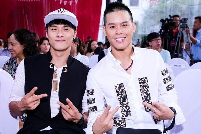 Lam Vinh Hai yeu John Huy Tran anh 1