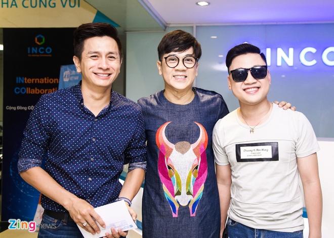 Dam Vinh Hung di su kien sau live show 12 ty dong hinh anh 5