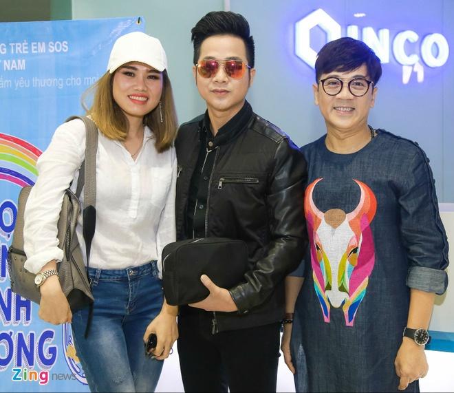 Dam Vinh Hung di su kien sau live show 12 ty dong hinh anh 3