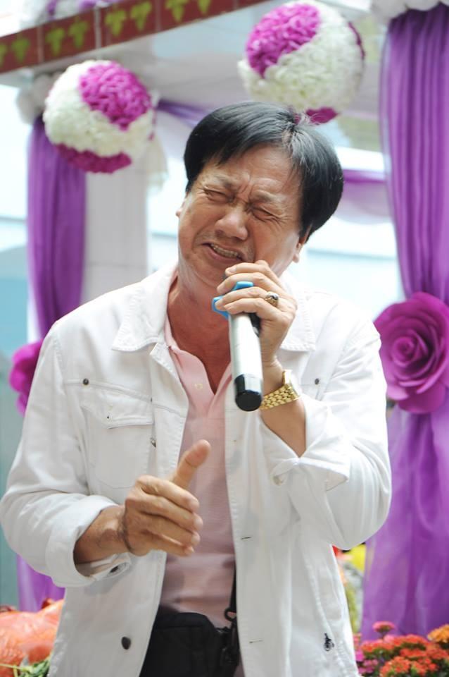 Nghe si Viet nho Le Cong Tuan Anh trong ngay gio hinh anh 10