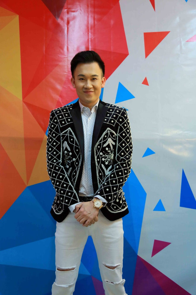 Em gai Hoai Linh co vu Duong Trieu Vu anh 4