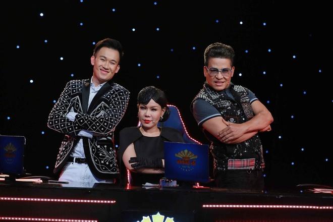 Em gai Hoai Linh co vu Duong Trieu Vu anh 6