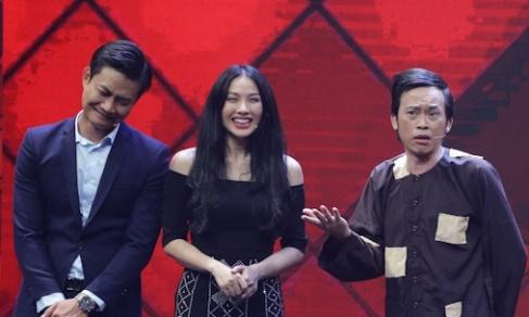 Truong Nhi 'li don' truoc thu thach cua Hoai Linh hinh anh