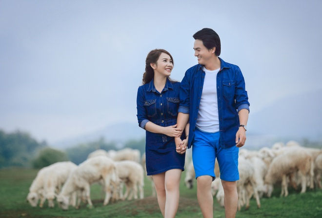 Anh cuoi cua Cao Minh Dat anh 9