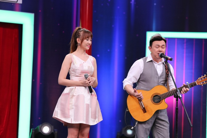 Chi Tai song ca 'Anh cu di di' voi Hari Won hinh anh 4