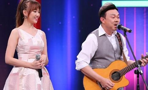 Chi Tai song ca 'Anh cu di di' voi Hari Won hinh anh
