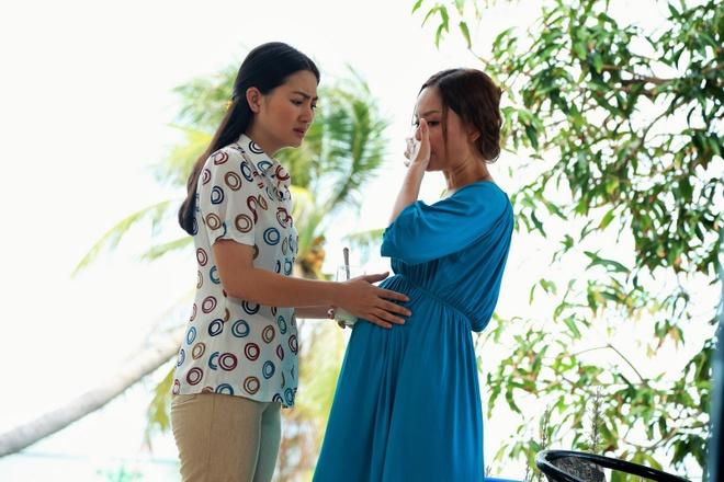 Vo chong Ngoc Lan lam tinh nhan trong phim anh 2