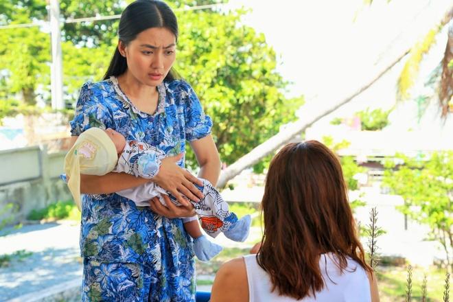 Vo chong Ngoc Lan lam tinh nhan trong phim anh 3