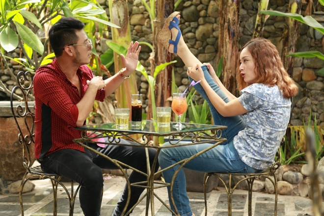 Vo chong Ngoc Lan lam tinh nhan trong phim anh 7