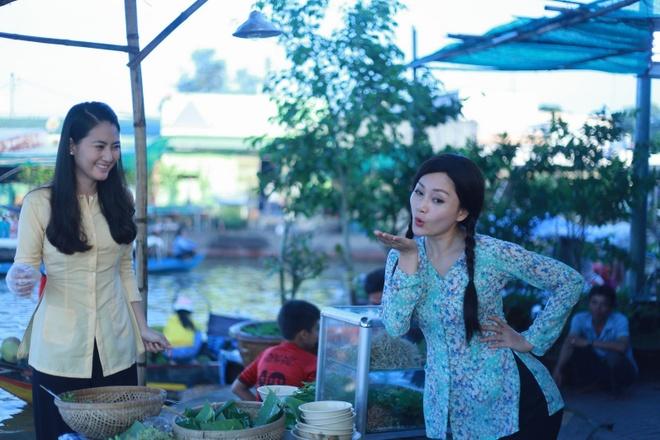 Vo chong Ngoc Lan lam tinh nhan trong phim anh 1