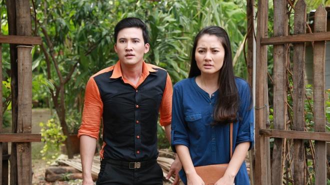 Vo chong Ngoc Lan lam tinh nhan trong phim anh 6