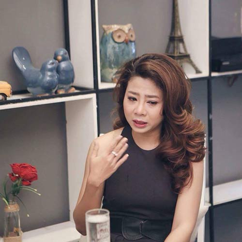 Mai Phuong Ke Thoi Gian Mang Bau Tung Thieu Va Dam Nuoc Mat Hinh Anh 1