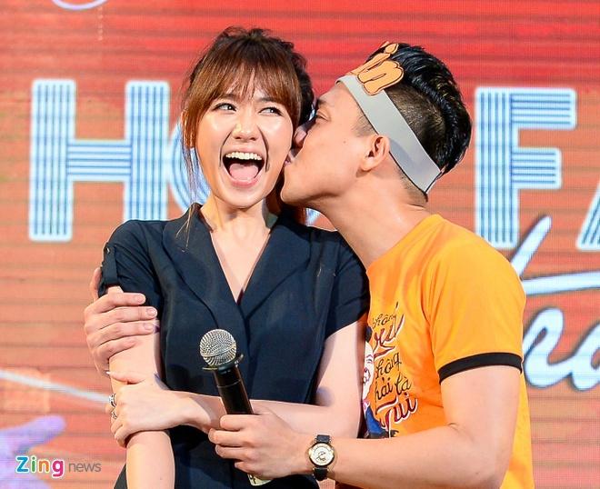 Tran Thanh: 'Toi va Hari Won that su hanh phuc' hinh anh 2