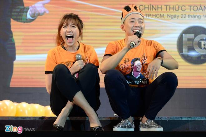 Tran Thanh: 'Toi va Hari Won that su hanh phuc' hinh anh 1