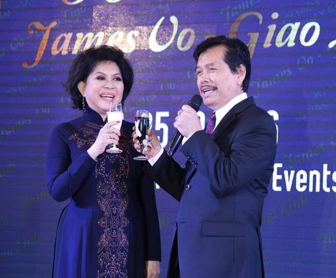 Giao Linh lay chong da 3 doi vo anh 2