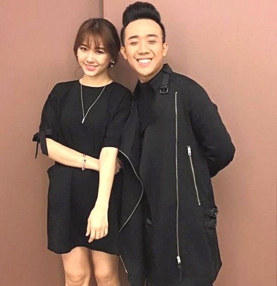 Hari Won len tieng ve tin cuoi Tran Thanh vao ngay 25/11 hinh anh 2