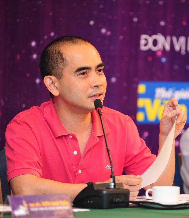 Duc Tri lam giam doc am nhac game show ban quyen Han Quoc hinh anh 1