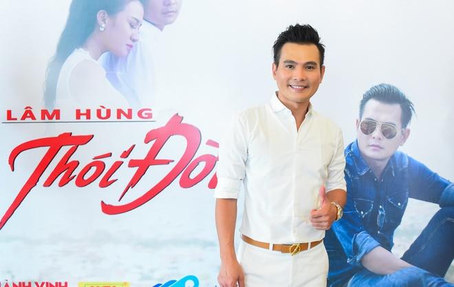 Pham Thanh Thao ve nuoc chuc mung Lam Hung ra mat album hinh anh 6