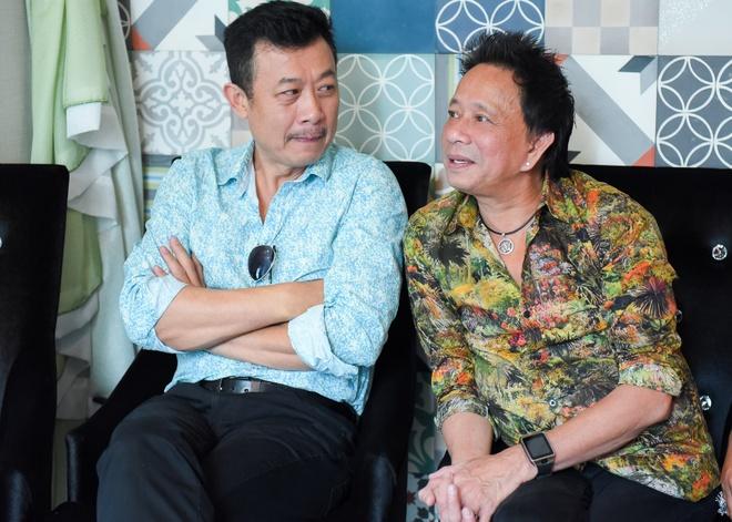 Pham Thanh Thao ve nuoc chuc mung Lam Hung ra mat album hinh anh 4
