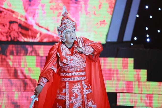 Ngoc Son khen Hung Thuan hat cai luong hay nhu Thanh Sang hinh anh 1