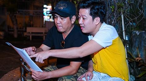 Truong Giang mac gian di den tap live show hinh anh