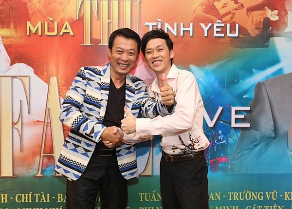 Van Son noi ve tin don mau thuan voi Hoai Linh anh 3