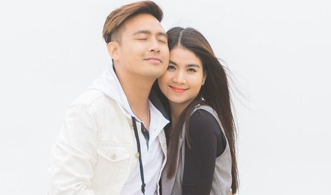 Kha Ly - Thanh Duy tinh cam trong MV moi hinh anh
