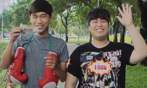 Nhac si nang 100 kg khien Viet Huong thich thu ra mat MV moi hinh anh