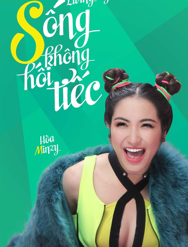 Hoa Minzy ra mat MV sau khi chia tay Cong Phuong hinh anh 1