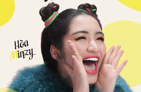 Hoa Minzy ra mat MV sau khi chia tay Cong Phuong hinh anh
