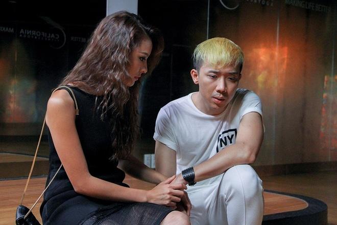 Tran Thanh yeu An Nguy trong phim moi hinh anh 6