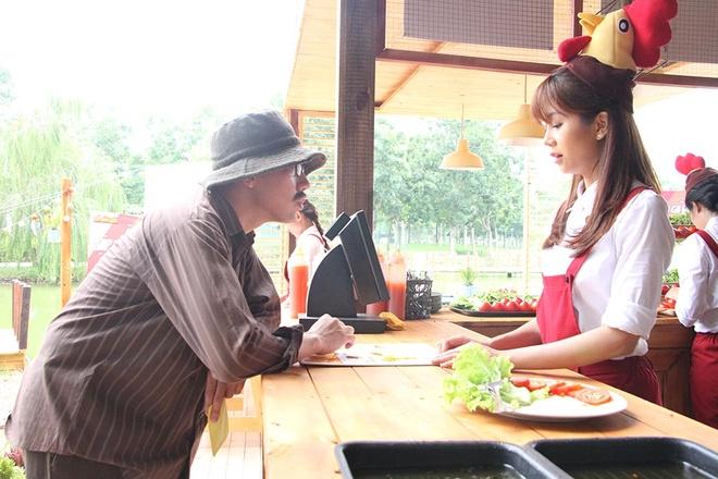 Tran Thanh yeu An Nguy trong phim moi hinh anh 2