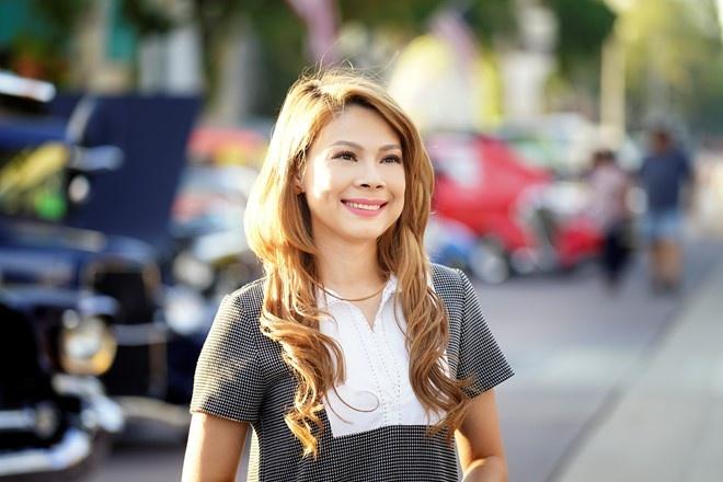 Thanh Thao len tieng ve tin da ket hon o My hinh anh 1