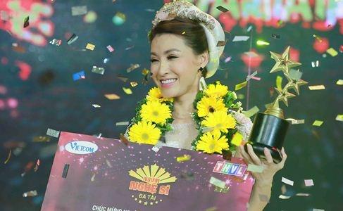 Vinh Thuyen Kim dang quang Nguoi nghe si da tai 2016 hinh anh