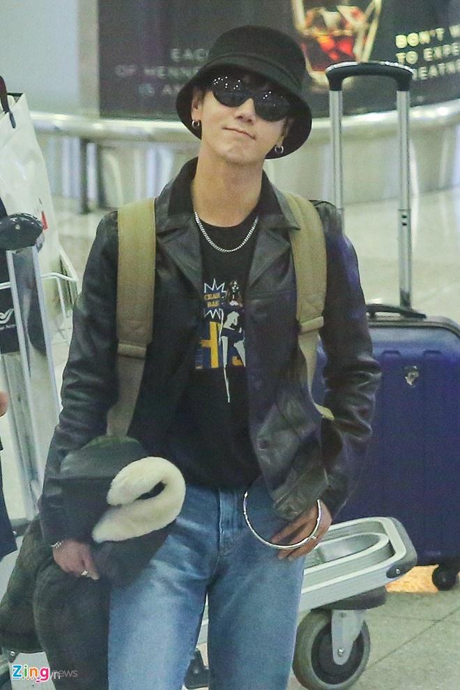 My nam Han Quoc Yesung ke chuyen bi fan Viet keo ao, giat mu hinh anh 1