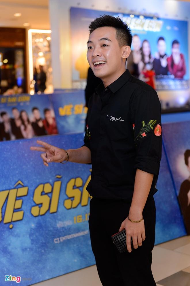 Sao Viet di xem phim cua Kim Ly anh 12