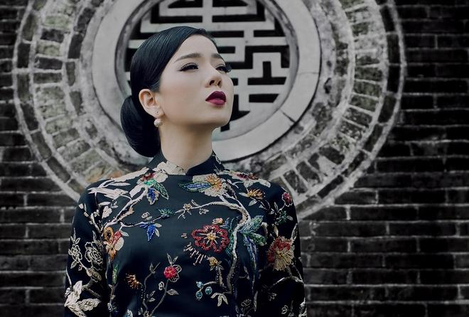 Le Quyen ra Hue chup anh cho album moi hinh anh 3