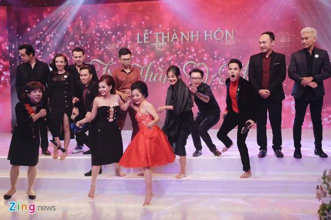 dam cuoi Tran Thanh va Hari Won anh 15