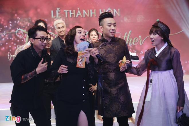 dam cuoi Tran Thanh va Hari Won anh 13