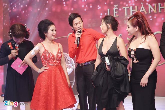dam cuoi Tran Thanh va Hari Won anh 10