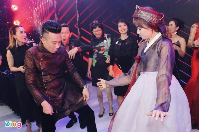 dam cuoi Tran Thanh va Hari Won anh 8