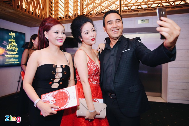 Dan sao dinh dam cua showbiz Viet du cuoi Tran Thanh - Hari hinh anh 19