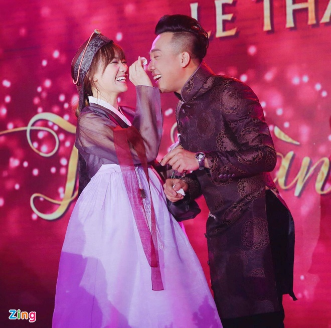 dam cuoi Tran Thanh va Hari Won anh 5