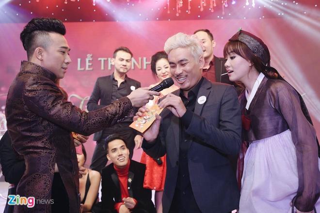 dam cuoi Tran Thanh va Hari Won anh 14