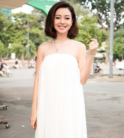 Jennifer Pham sinh con trai thu 3 trong ngay Giang sinh hinh anh 1