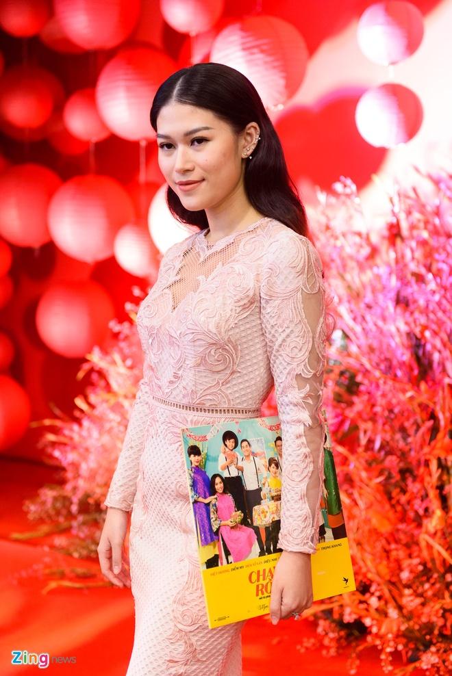 Sao Viet nhon nhip du ra mat phim 'Chay di roi tinh' hinh anh 14