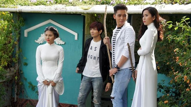 Van Trang bien hoa trong phim kinh di hinh anh 7
