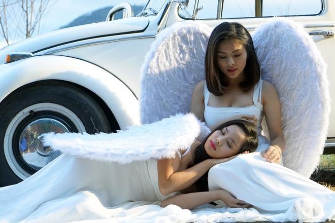Van Trang bien hoa trong phim kinh di hinh anh 6