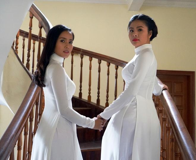 Van Trang bien hoa trong phim kinh di hinh anh 1