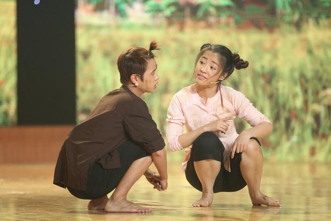 Hoai Linh rom nuoc mat khi xem tieu pham cua Puka hinh anh 1